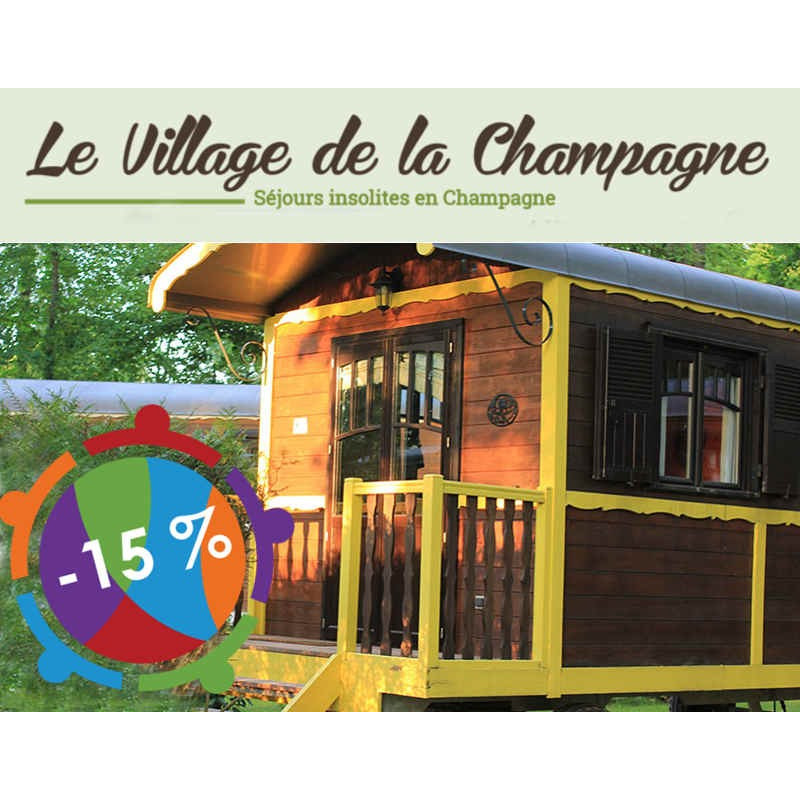 Roulottes Champagne