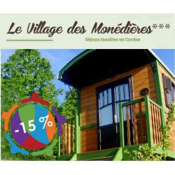 Roulottes en Corrèze