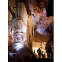 Cathédrale du temps Grotte de Clamouse