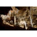 le couloir blanc Grotte Clamouse