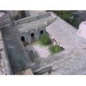 cour Abbaye de Montmajour