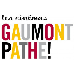 E-Billet Gaumont Pathé National 2D & 3D