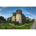 tarif réduit jardin remparts Château d'Angers