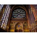 billet réduit visite intérieur Ste chapelle Paris