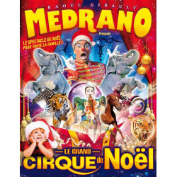 Grand cirque de Noël montpellier