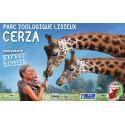 Safari Girafe Cerza