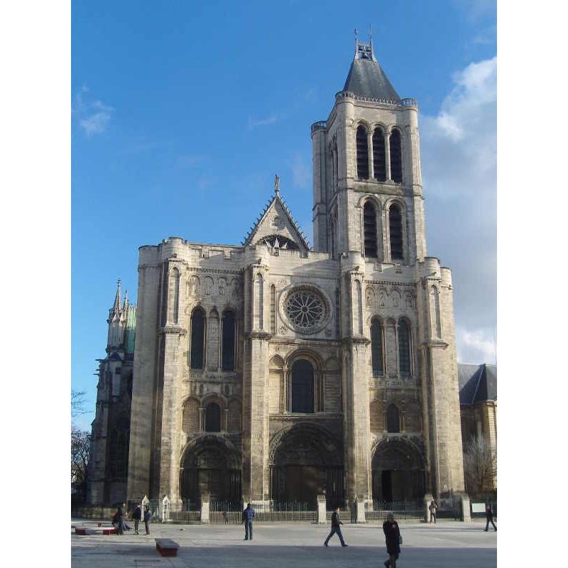 Basilique Cathédrale St Denis