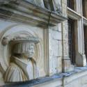 Billet réduit Sculpture mur Chateau de Montal