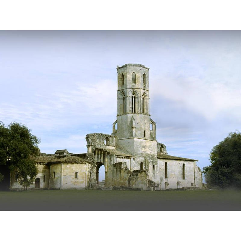 billet pas cher Abbaye de la Sauve Majeure