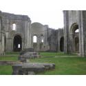 Billet réduit ruine abbaye de la Sauve Majeure