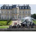 bassin de Scylla jet d'eau, chateau de champs sur Marne tarif réduit