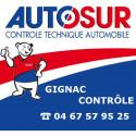 réduction 10€ controle technique Autosur Gignac