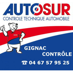 réduction 10€ controle technique Autosur Gignac