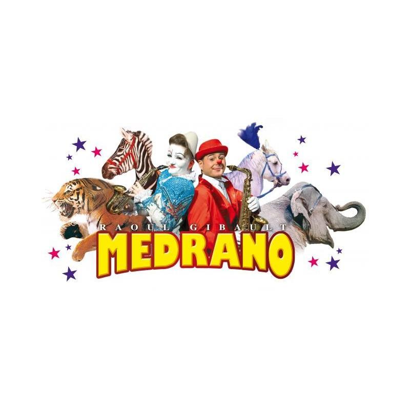 ticket réduit Cirque Medrano