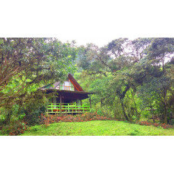 location vacances eco chalet