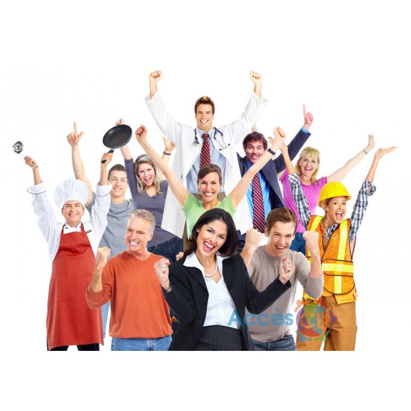 Réduction loisirs & vacances pour professionnels indépendant