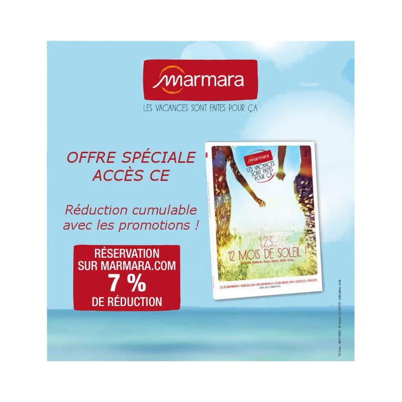 code réduction Marmara