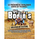 réduction places spectacle Les Bodin's