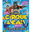 code promo cirque sur l'eau