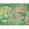 plan Cobac Parc Aqua'Fun Park