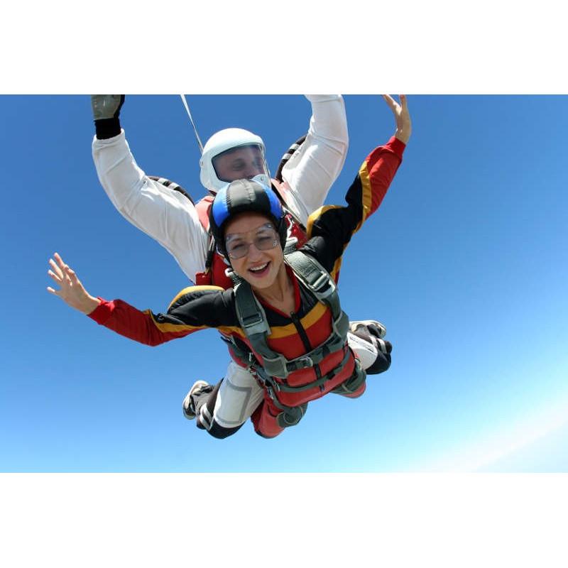 Réduction saut en parachute