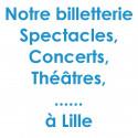 Réduction spectacles et concerts à Lille