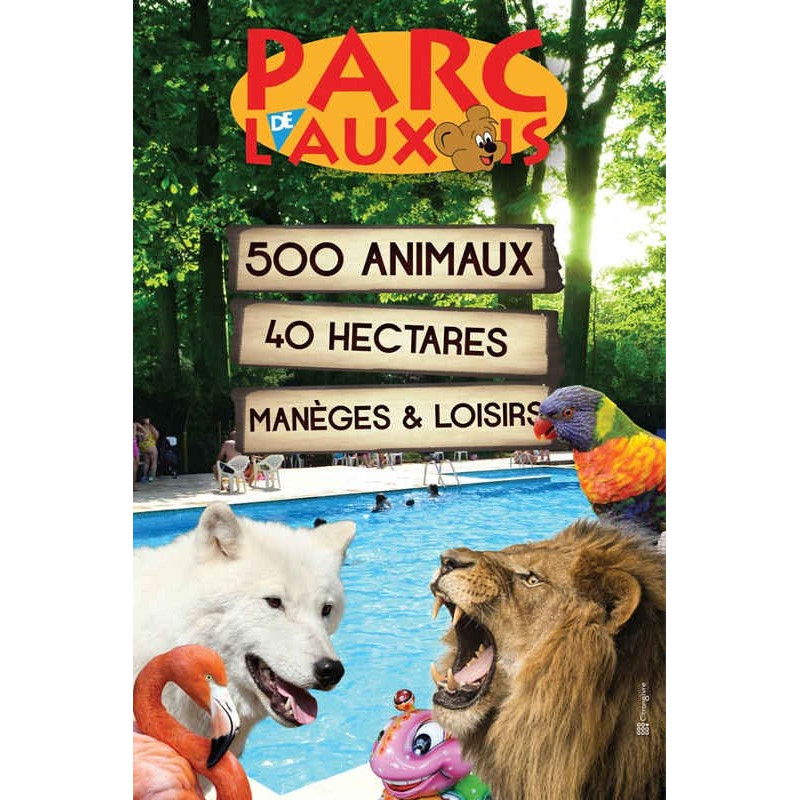 Reduction billet visite Parc de l'Auxois