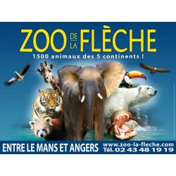 E-Billet Zoo de la Flèche