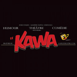 14€ Place Kawa Théâtre moins cher
