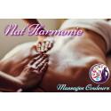 Réduction séance massage Nat'Harmonie massage couleur