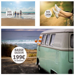promotion basse saison camping