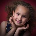 Portrait fillette William Moureaux Photographe Professionnel