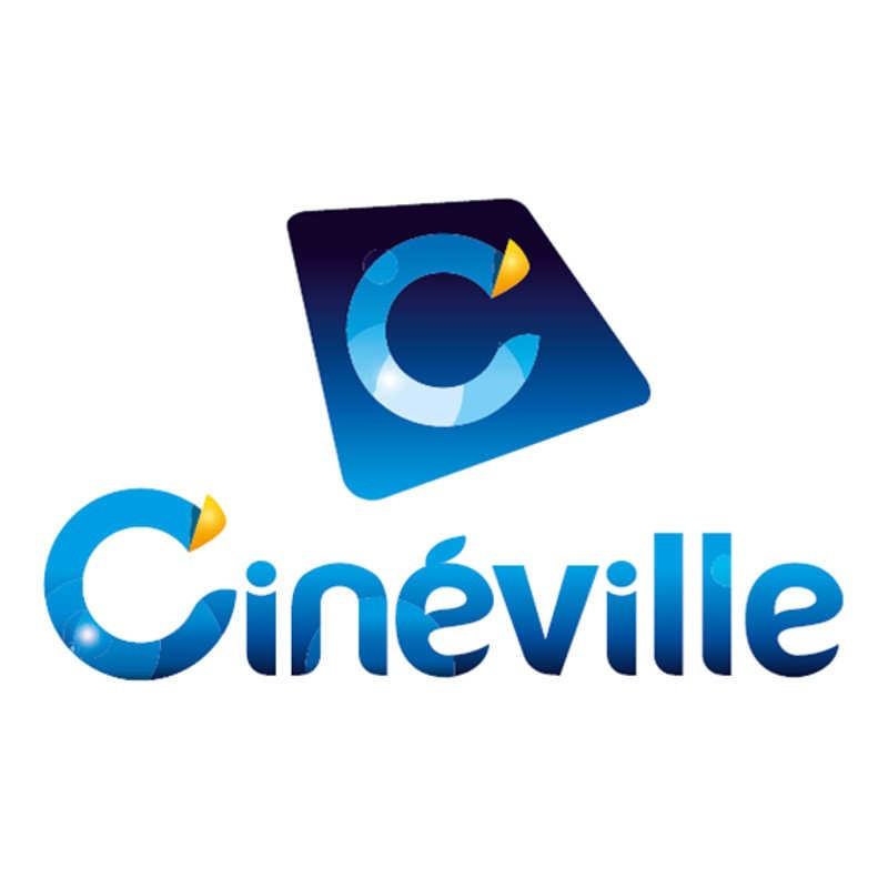 6,90€ place cinéma Cinéville moins cher