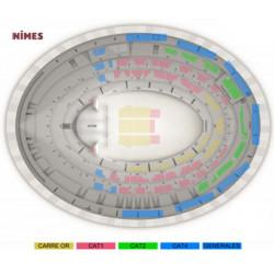Billet concert Nightwish Festival de Nîmes moins cher