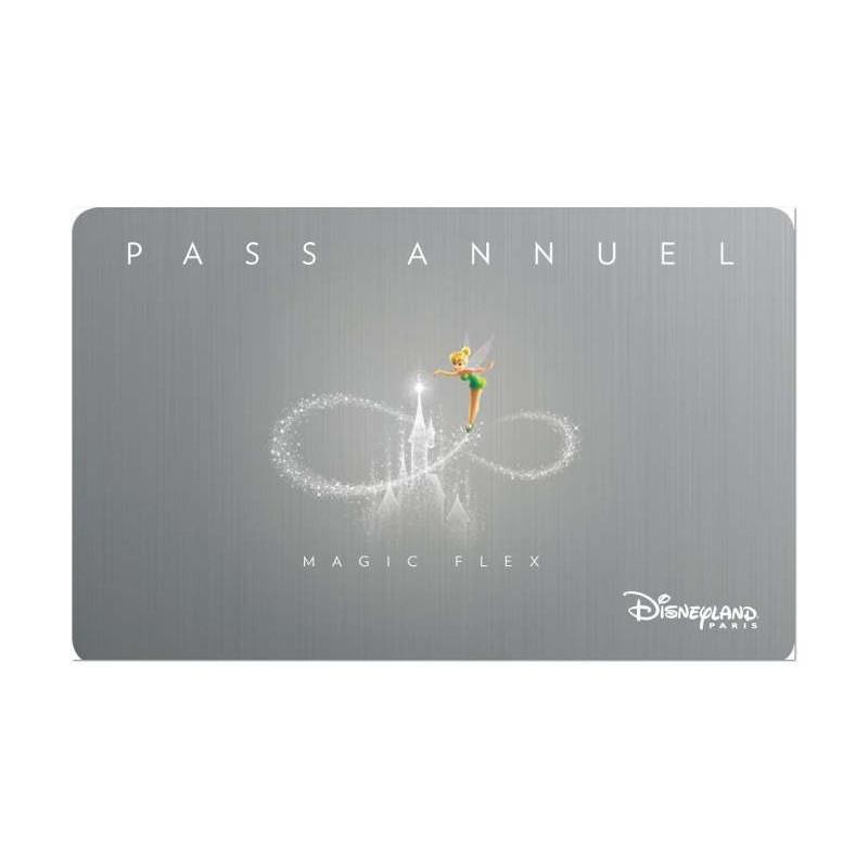 Pass annuel Magic Flex Disneyland moins cher