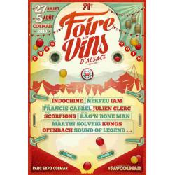 Festival Foire aux Vins d'Alsace