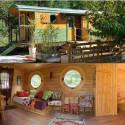 200€ séjour en Roulotte en Ardèche