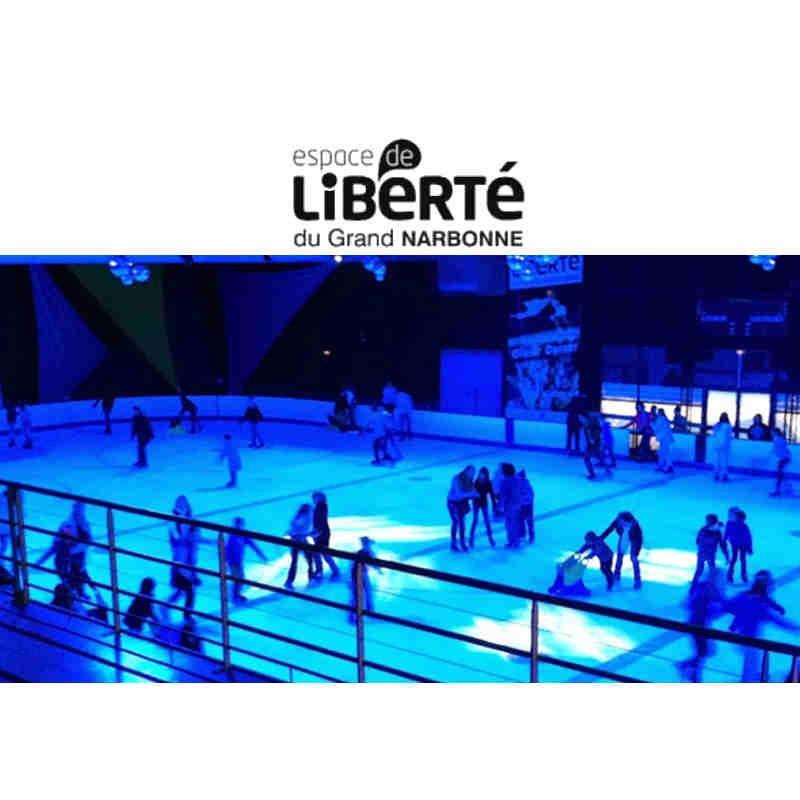 4 50 Entree Patinoire Espace Liberte Narbonne Moins Chere