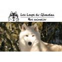 6,50€ Tarif ticket visite parc Les Loups du Gevaudan pas cher avec Accès CE