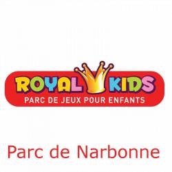 5,50€ Ticket tarif entrée Royal Kid Narbonne moins cher