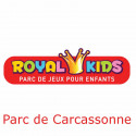 5,50€ Ticket tarif entrée Royal Kid Carcassonne moins cher