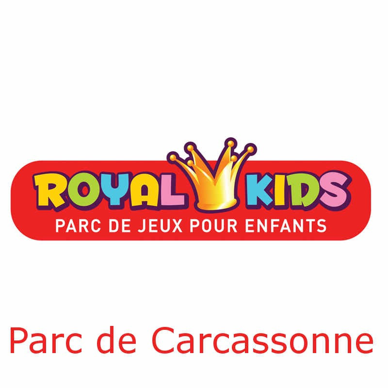 5,50€ Ticket tarif entrée Royal Kid Carcassonne moins cher
