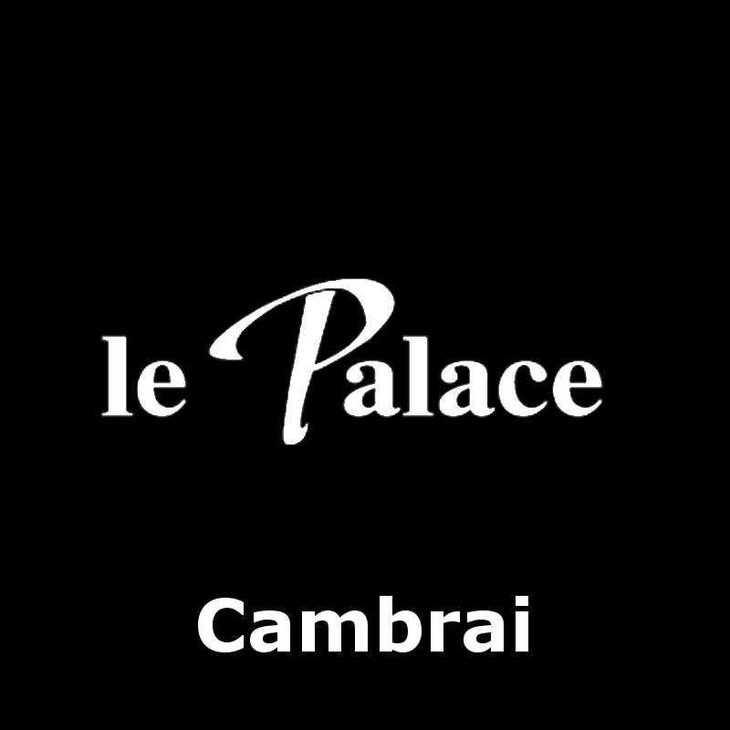 Place cinéma Le Palace Cambrai moins chère à 5,50€