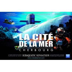 Cité de la mer - Cherbourg