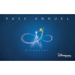 Pass Annuel Discovery Disneyland