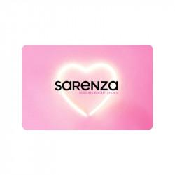 Carte Cadeau Sarenza