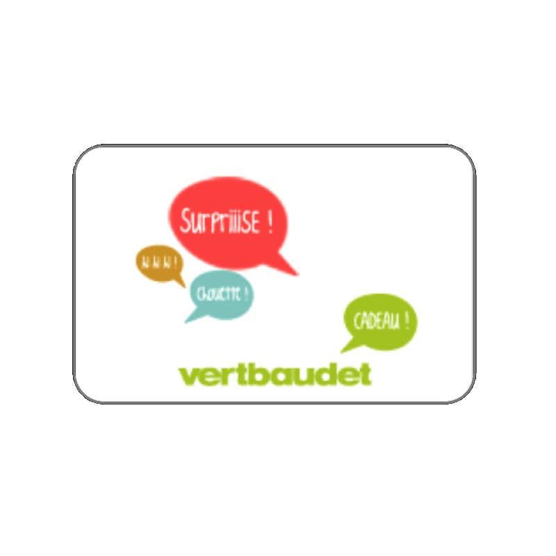 -7% carte cadeau Verbaudet