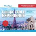 Flyview Paris tarif moins cher