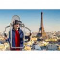 45€ réservation famille Flyview Paris avec Accès CE