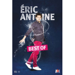 réduction billet spectacle Eric Antoine